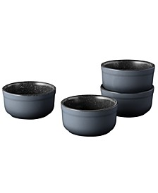 Gem Collection 4-Pc. Nonstick Small Ramekin Set