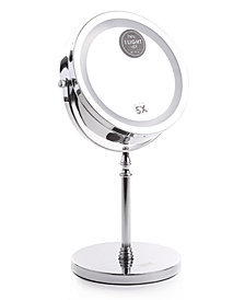 BINO LED Chrome Vanity Mirror