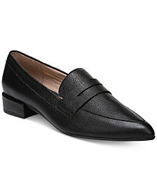 Franco Sarto Zelda Pointed-Toe Loafers