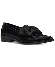 Nine West Weeping Bow Loafers