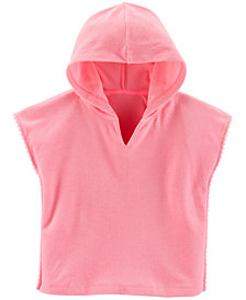 Carter's Toddler Girls Hooded Cover-Up