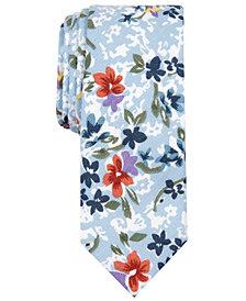 Original Penguin Men's Ancel Skinny Floral Tie