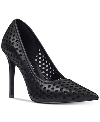 Nine West Translate Mesh Pumps