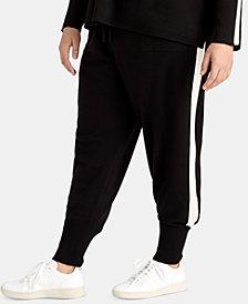 RACHEL Rachel Roy Plus Size Brett Sweater Pants, Created for Macy's