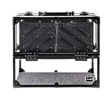 Caboodles Neat Freak Acrylic Train Case