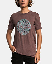RVCA Men's Motors Fill Graphic T-Shirt
