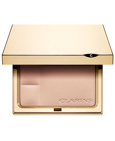 Clarins Ever Matte Shine Control Mineral Powder Compact