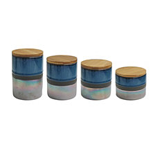 Jay Imports Abingdon Canister, Set of 4