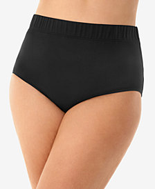 Miraclesuit Plus Size Swim Bottoms