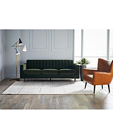 Penryn Fabric & Leather Sofa Collection