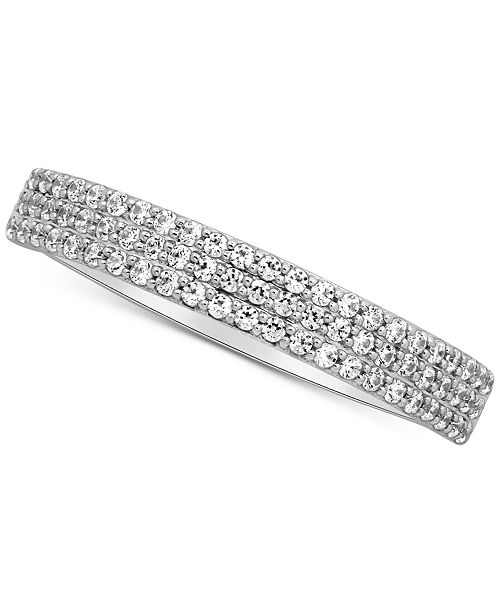 Macy's Diamond Pavé Band (1/5 ct. t.w.)