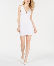 GUESS Mirage Cutout Bandage Dress