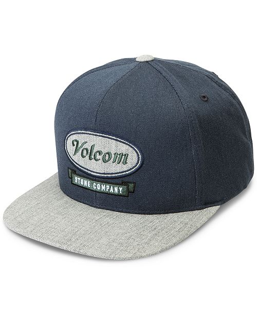 563c4d7e ... coupon code for volcom mens cresticle snapback logo hat hats gloves  scarves 6570b a6a48 ...