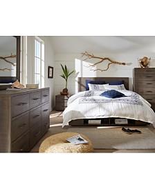 Brandon Storage Platform Bedroom Furniture Collection, Created for Macy's