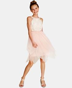 a4371312a8f99 Girls' Dresses - Macy's