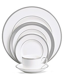 Dinnerware, Grosgrain 5 Piece Place Setting