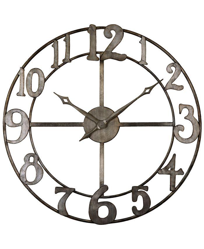 Uttermost - Delevan Clock