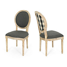 Phinnaeus Dining Chairs (Set of 2), Quick Ship