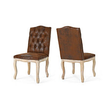 Delavan Dining Chairs (Set of 2), Quick Ship