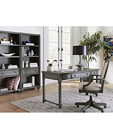 Sloane Home Office, 3-Pc. Set (3 Open Bookcases)