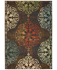 "Oriental Weavers Dawson 8522 9'10"" x 12'10"" Area Rug"