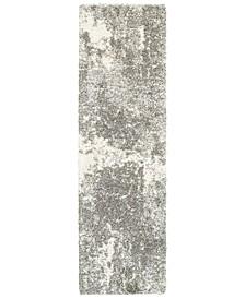 """Henderson Shag 5503 2'3"""" x 7'6"""" Runner Area Rug"""