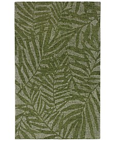 "Savannah 9500 Olive Branches 8'3"" x 11'6"" Area Rug"