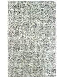 Oriental Weavers Tallavera 55602 Gray/Ivory 5' x 8' Area Rug