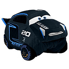 Pillow Pets Disney Cars 3 Jackson Storm Stuffed Animal Plush Toy