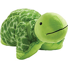 Pillow Pets Signature Teddy Turtle Stuffed Animal Plush Toy