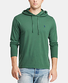Polo Ralph Lauren Men's Hooded Long-Sleeve T-Shirt