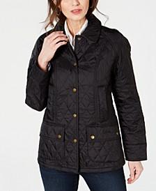 Summer Beadnell Quilt Jacket