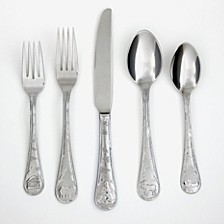 Mountain Sand 20-Piece Flatware Set, Service for 4