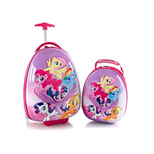 Heys My Little Pony Luggage and Backpack Set