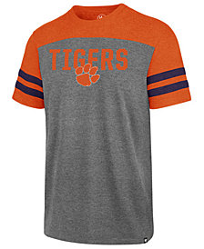 '47 Brand Men's Clemson Tigers Tri-Colored T-Shirt