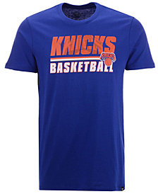'47 Brand Men's New York Knicks Fade Back Super Rival T-Shirt