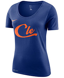 Nike Women's Cleveland Cavaliers City Edition Logo T-Shirt