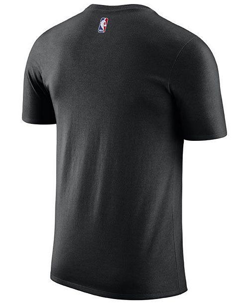 separation shoes 26d42 14bc6 Nike Men's Washington Wizards City Team T-Shirt & Reviews ...