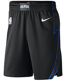 Nike Men's Orlando Magic City Swingman Shorts
