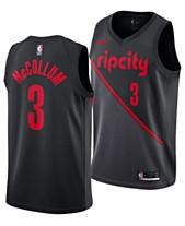 a08d236e7 Nike Men s C.J. McCollum Portland Trail Blazers City Swingman Jersey 2018