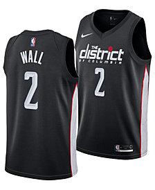 Nike John Wall Washington Wizards City Edition Swingman Jersey 2018, Big Boys (8-20)