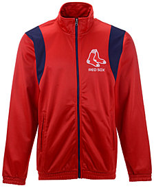 G-III Sports Men's Boston Red Sox Clutch Track Jacket