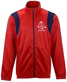 G-III Sports Men's Boston Red Sox Clutch Track Jacket