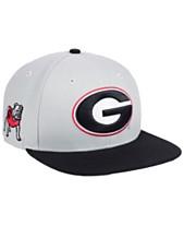 hot sale online 1fcc8 9bbd9  47 Brand Georgia Bulldogs Sure Shot 2 Tone CAPTAIN Snapback Cap.