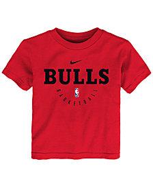 Nike Chicago Bulls Elite Practice T-Shirt, Toddler Boys (2T-4T)
