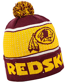 Forever Collectibles Washington Redskins Big Logo Light Up Knit Hat