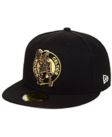 New Era Boston Celtics Metal Mash Up 59FIFTY-FITTED Cap