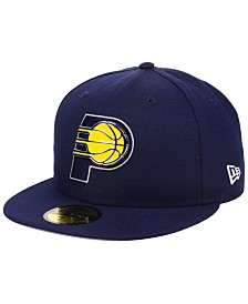 New Era Indiana Pacers Metal Mash Up 59FIFTY-FITTED Cap