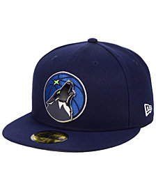 New Era Minnesota Timberwolves Metal Mash Up 59FIFTY-FITTED Cap