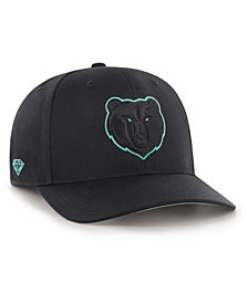 '47 Brand Memphis Grizzlies Diamond Blue MVP DP Cap